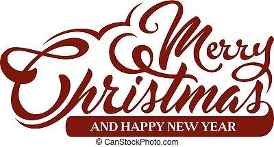inscriptie, huwen, kerstmis