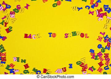 Inscription back to school