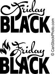 Inscription Black Friday