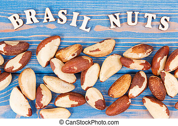 Inscription brasil nuts and fruits as source of natural ...