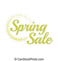 Inscription spring sale.