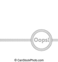 inscription, style, polygons., lattice., dots., lignes, -, polygonal, arrière-plan., maille, conception, brochure., oops., portée, structural, moléculaire, en-tête lettre, grille