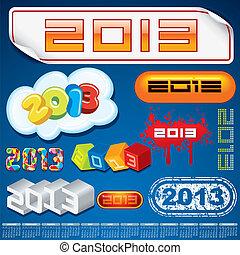 inscriptions, conception, 2013, année