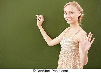 insegnante scuola