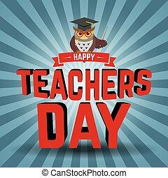 insegnanti, giorno