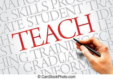 insegnare