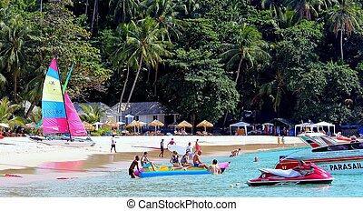 Insel Phuket - Der Sch?nste Strand der Insel