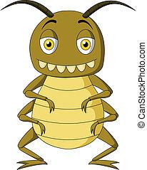 inseto, caricatura