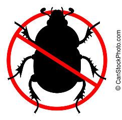 insetto, no