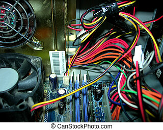 Inside a computer #2