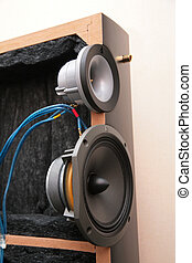 inside audio system