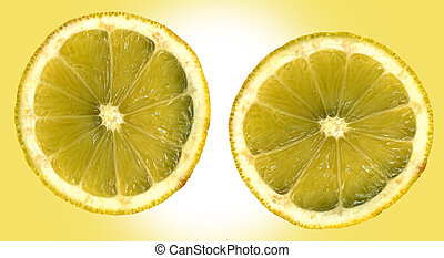Inside of a Lemon
