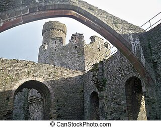 Inside of the Castle