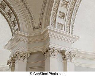 Inside the Helsinki Cathedral - Inside of the Helsinki ...