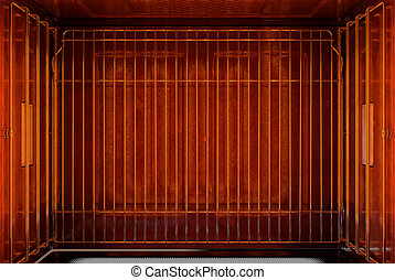 Inside The Oven From Above