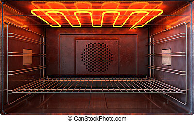 Inside The Oven Front