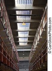 Alcatraz Jail House Block