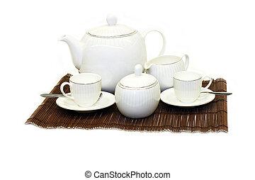 insieme tè
