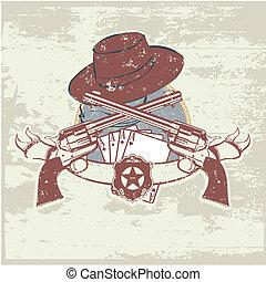 insignia, alguacil