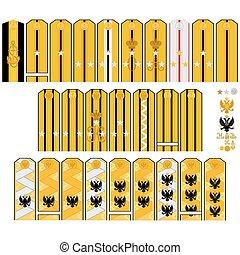 Insignia naval crews