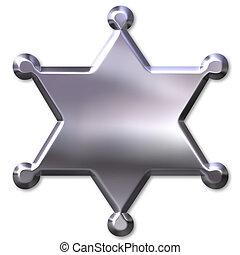 insignia, sheriff's