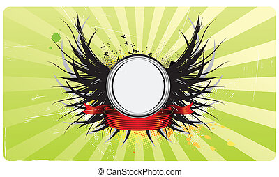 insignie, vinger