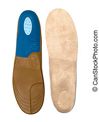 Insoles - hygienic insoles for the shoe
