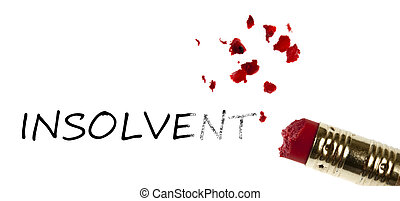 Insolvent word