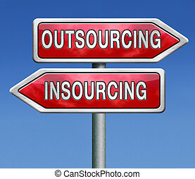 insourcing or outsourcing - outsourcing or insourcing in...