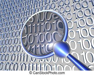 Inspecting Binaries - Inspecting binary Data / Code. High...