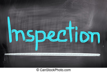 Inspection Concept