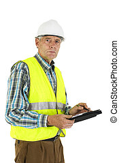 Inspection - inspection at the workplace by an inspector