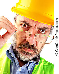 inspector of construction industry