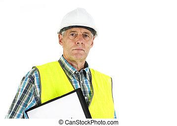inspektor, praca miejsce