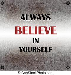 inspiração, citação, motivação