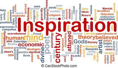 Inspiration background concept - Background concept...