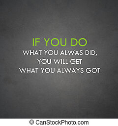 inspiration, notieren, motivation