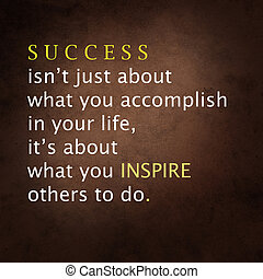 inspirational - Life quote. Inspiration motivation quote on...