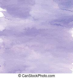 Inspirational watercolor