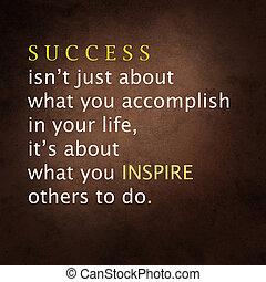 inspirationnel
