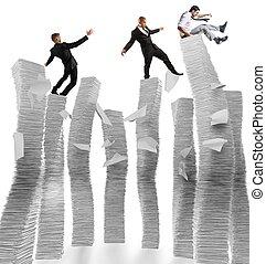 instabilidade, negócio