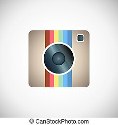 instagram, ikone