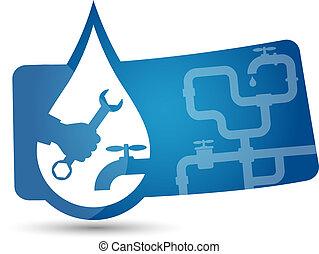 instalacja wodociągowa, naprawa