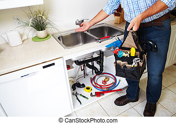 installatiebedrijf, kitchen.