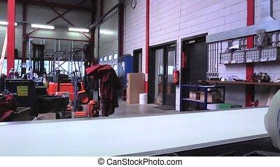 installation frais magasinage, automatisé