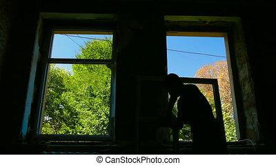 Installation of New Window