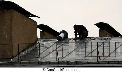 Installation of ventilation