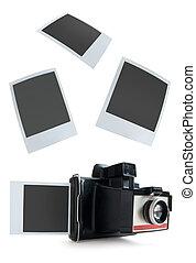 Instant camera photos