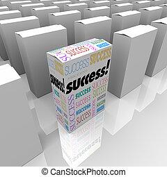 instant, option, reussite, -, offres, choisir, victoire