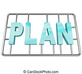 instante, -, kit, plan, modelo, su, construya